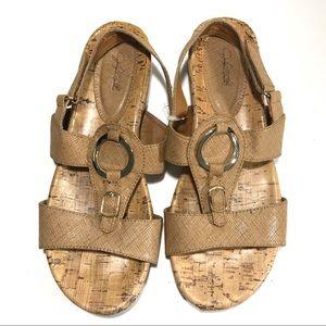Jessica Simpson Ariel Open Toe Sandals